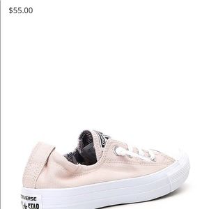 Converse Shoes - Converse Shoreline in barely pink